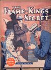 Cover For Dixon Hawke Library 306 - The Flame-King's Secret