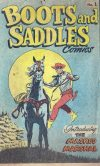 Cover For Boots & Saddles