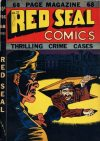 Cover For Red Seal Comics 22