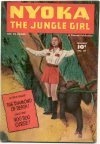 Cover For Nyoka the Jungle Girl 39