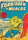 Cover For Forbidden Worlds 30