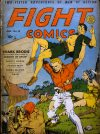 Cover For Fight Comics 14