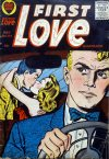 Cover For First Love Illustrated 64