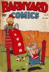 Cover For Barnyard Comics 20
