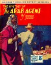 Cover For Sexton Blake Library S3 297 The Mystery of the Arab Agent