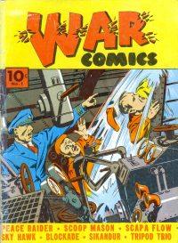 Large Thumbnail For War Comics #1