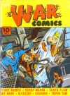 Cover For War Comics 1