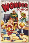 Cover For Wonder Comics 20