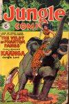 Cover For Jungle Comics 122
