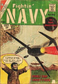 Large Thumbnail For Fightin' Navy #105