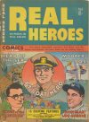 Cover For Real Heroes 6