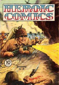 Large Thumbnail For Heroic Comics #28