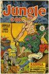 Cover For Jungle Comics 117