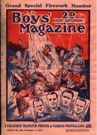 Large Thumbnail For Boys' Magazine 296