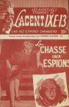 Cover For L'Agent IXE 13 v2 5 – La chasse aux espions