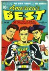 Cover For America's Best Comics 21