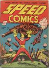 Cover For Speed Comics 3