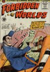 Cover For Forbidden Worlds 56
