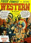 Cover For Prize Comics Western 85