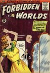 Cover For Forbidden Worlds 109