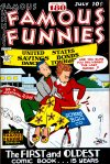 Cover For Famous Funnies 180