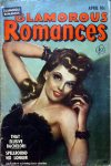 Cover For Glamorous Romances 60