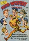 Cover For Super Mystery Comics v4 1