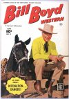 Cover For Bill Boyd Western 3