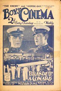 Large Thumbnail For Boy's Cinema 0531 - Branded A Coward - John Mack Brown