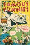 Cover For Famous Funnies 201