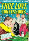 Cover For True Love Confessions 1