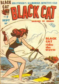 Large Thumbnail For Black Cat #7