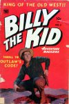 Cover For Billy the Kid Adventure Magazine 2