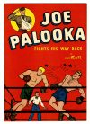 Cover For Joe Palooka Fight His Way Back