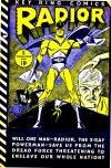 Cover For Key Ring Comics 1e