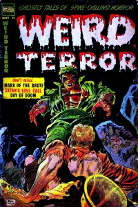 Large Thumbnail For Weird Terror #11