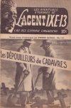 Cover For L'Agent IXE 13 v2 113 Les dépouilleurs de cadavres