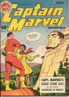 Cover For Captain Marvel Adventures 33