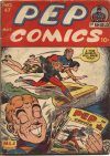 Cover For Pep Comics 47