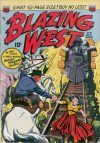Cover For Blazing West 18