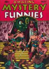 Cover For Amazing Mystery Funnies 9 (v2 5)