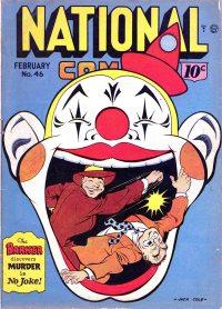 Large Thumbnail For National Comics #46