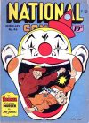 Cover For National Comics 46