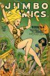 Cover For Jumbo Comics 97