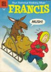 Cover For 0745 Francis, The Famous Talking Mule
