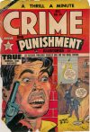 Cover For Crime and Punishment 45