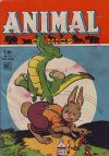 Cover For Animal Comics 13
