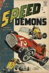 Cover For Speed Demons 8