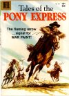 Cover For 0942 Tales of the Pony Express