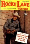 Cover For Rocky Lane Western 9